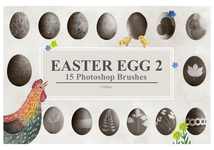 Easter Egg Brushes 2