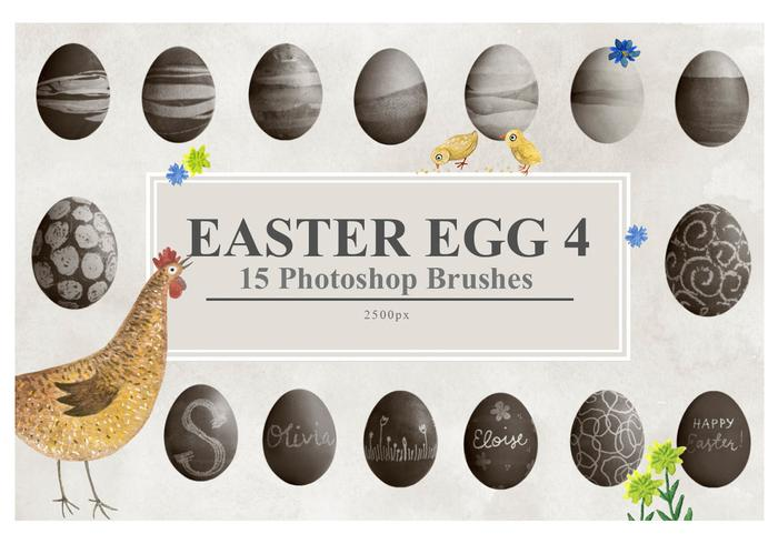 Easter Egg Brushes 4