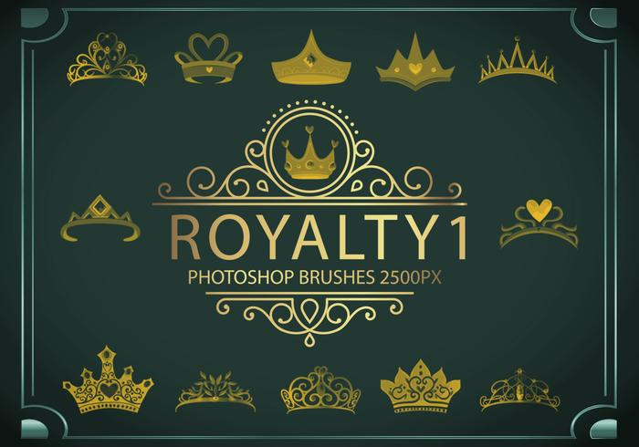 Royalty Photoshop Brushes1