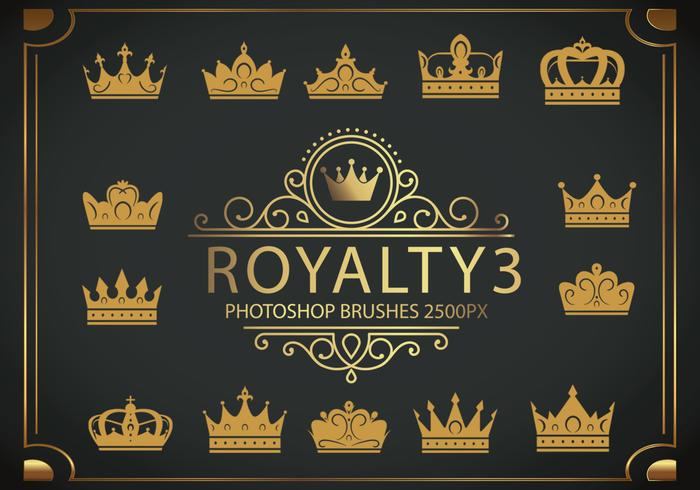 Royalty Photoshop-penselen 3