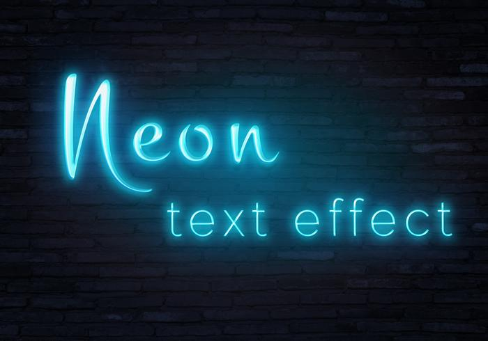 Neontext effect4