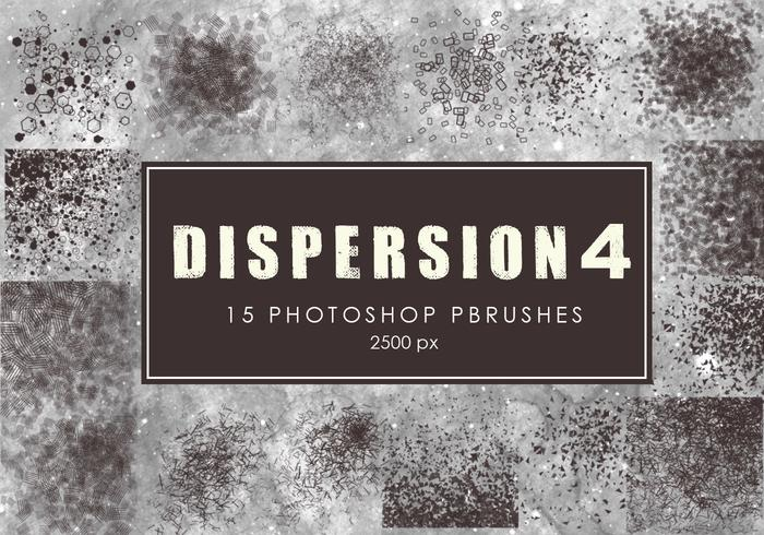 Dispersie Photoshop-penselen 4