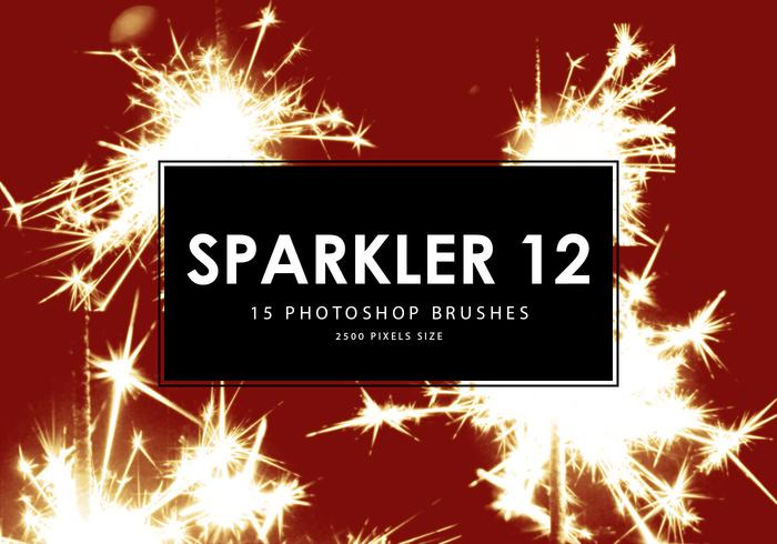 Sparkler Photoshop Borstar 12