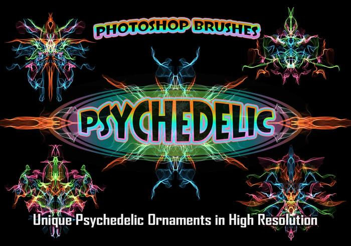 20 Psychedelic Ornament PS Borstar abr. vol.1