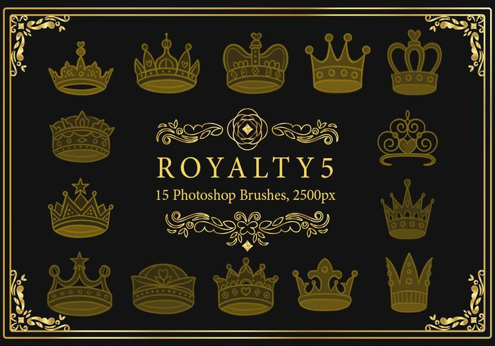 Royalty Photoshop Pinsel 5