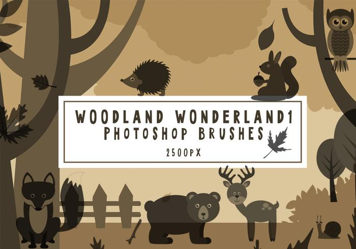 Woodland Wonderland Photoshop Borstar1