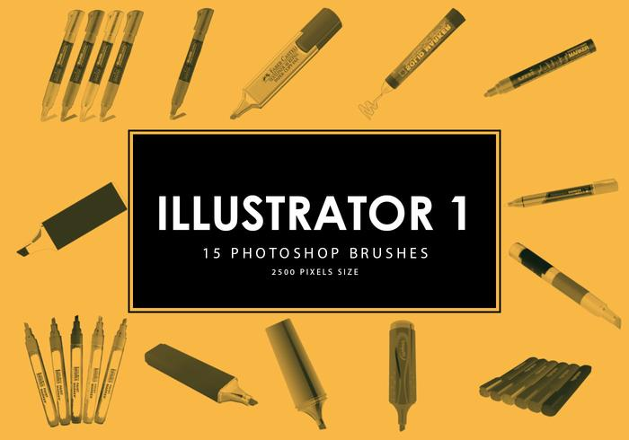 Illustrator Photoshop Pinsel 1