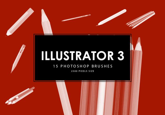 Illustrator Photoshop Borstar 3