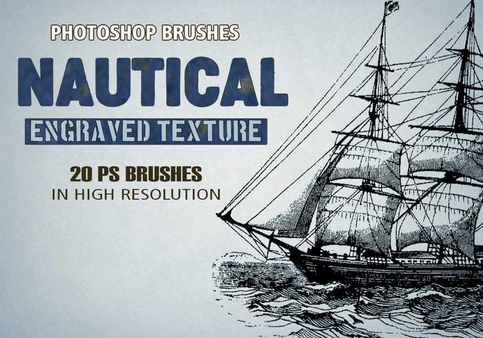 20 Nautical PS Brushes abr. vol.4