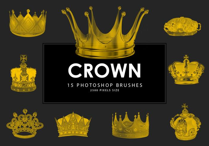Crown Photoshop-penselen