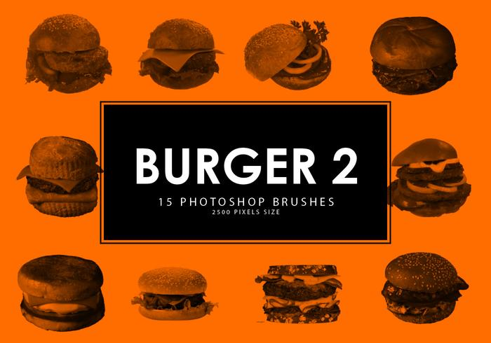 Burger Photoshop Brosses 2