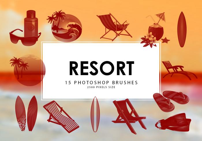 Resort Photoshop-penselen