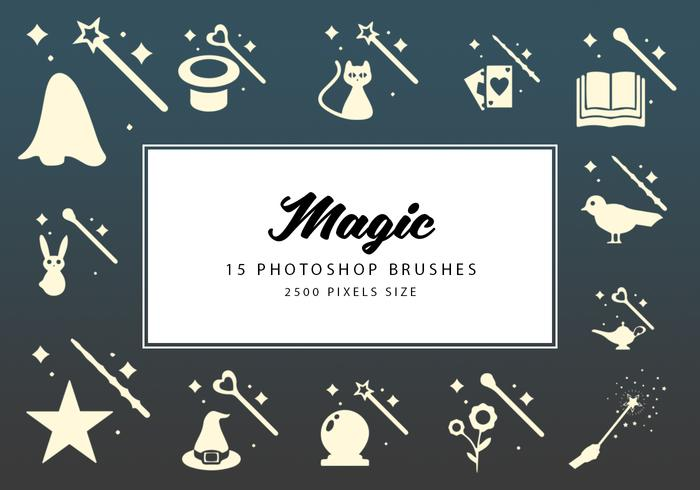 Magic Photoshop-penselen