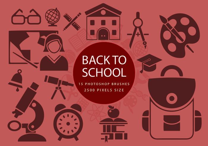 Zurück zu Schulbürsten