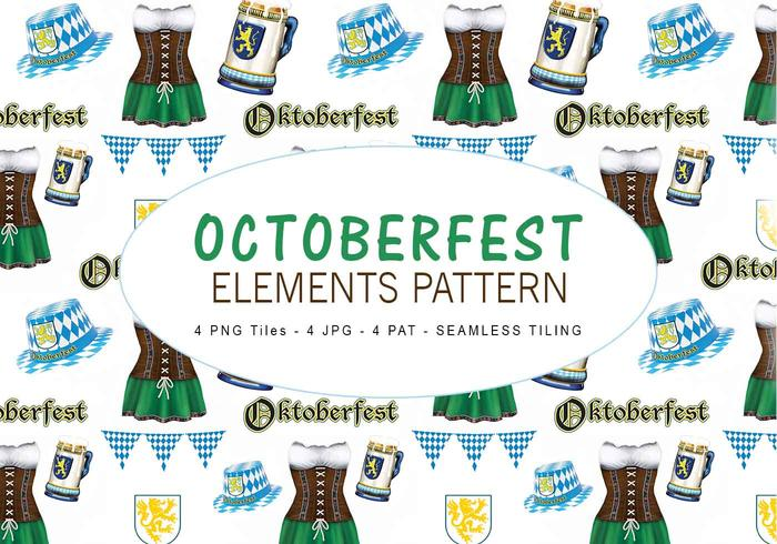 Octoberfest Ellements Pattern