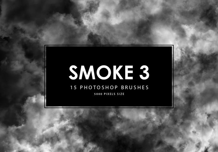 Grátis Smoke Photoshop Brushes 3