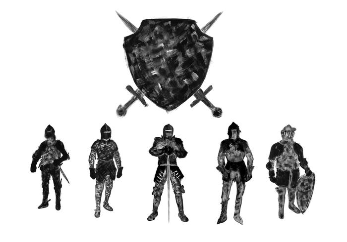 Free Knight Brushes