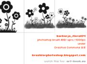 Barbarja bloemen 04