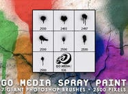 Gehen Sie Media Spray Paint