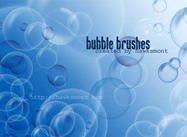 Bubble Brushes for Photoshop
