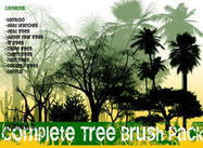 Complete Tree Brush Pack