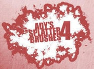 Ady's Splatter Brushes 4