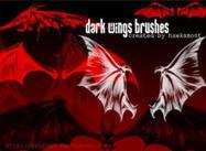 Dark-wings-brushes-by-hawksmont300