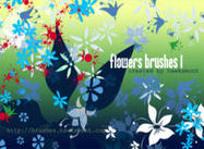 Flower Brushes Mega Pack