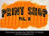 Print Shop Vol. II