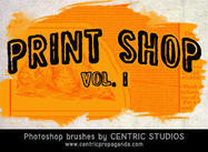 Print Shop Vol. Eu