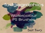 WaterColour Pinsel Set 2