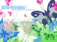 Butterfly brushes I
