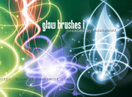 Glow1-brushes-by-hawksmont300