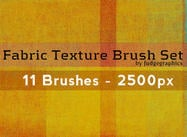 Fabric Texture Brushes