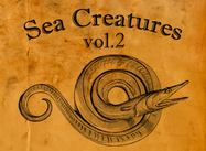 Sea Creatures vol.2