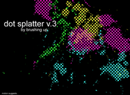 Dot Splatter vol.3