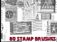Photoshop Briefmarken Pinsel