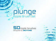Plunge___ripple_brush_set_by_boyingopaw