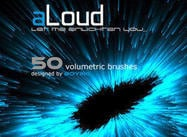 ALoud - Volumetric Brush Set