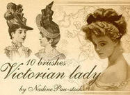 Viktorianische Damen