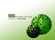 Siomoi___marble_brush_set_by_boyingopaw