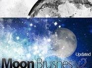 Luna, estrellas, polvo del cielo y más
