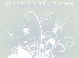 Urban_floral_brushes_by_rawox