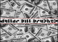 Dollarbillbrushes
