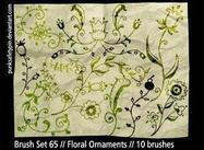 Brush_set_65___floralornaments_by_punksafetypin