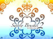 Swirly Brushes 2