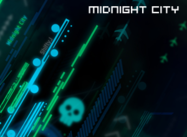 Midnight City - Vektor Pinsel