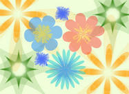 Abstract_flower_present