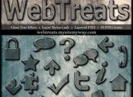 Webtreatsetc-glass-layer-styles