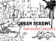 Urban Scrawl Brushes